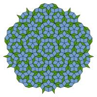 — Когда Шехтман увидел в микроскоп кристаллическую решетку, структурированную совершенно необычным образом, то не поверил своим глазам, — поведал Теландер на церемонии объявления лауреата. — Точно так же не поверили в его публикации и представители научного сообщества. Модель открытая профессором Шехтманом вносит хаос в четко структурированную схему двоичных кристаллических решеток. Расположение атомов в икосаэдрической системе чем-то напоминает рисунок калейдоскопа, и они практически прилегают друг к другу, тогда как в обычной системе расстояние между ними в разы больше и визуально проще.